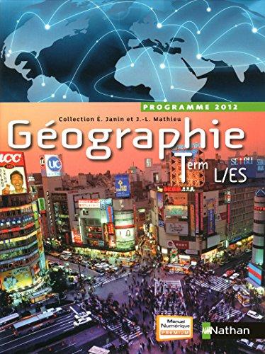 9782091727448: geographie terminalel es format comp. 2012