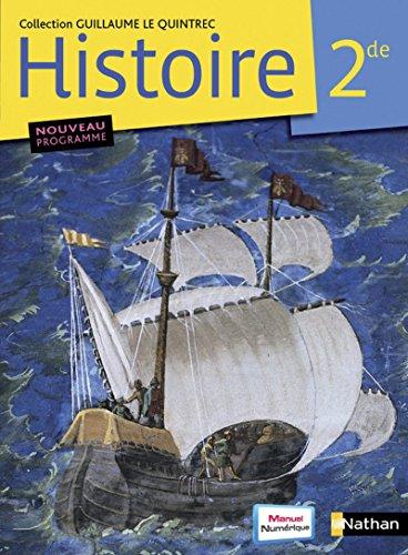 9782091727776: Histoire 2e : Programme 2010, format compact