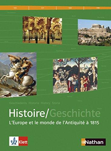 Histoire/Geschichte Manuel d'histoire franco-allemand (French Edition): Rainer Bendick