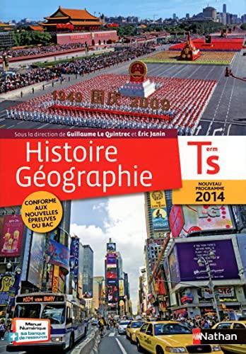 Histoire Géographie Tle S: Le Quintrec, Guillaume