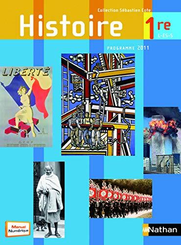 9782091728131: Histoire 1re L - ES - S : Programme 2011
