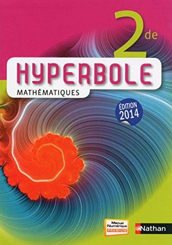 9782091728803: Mathématiques 2e Hyperbole