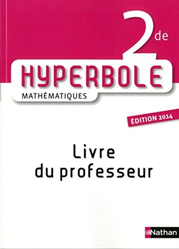 9782091728810: Hyperbole 2de