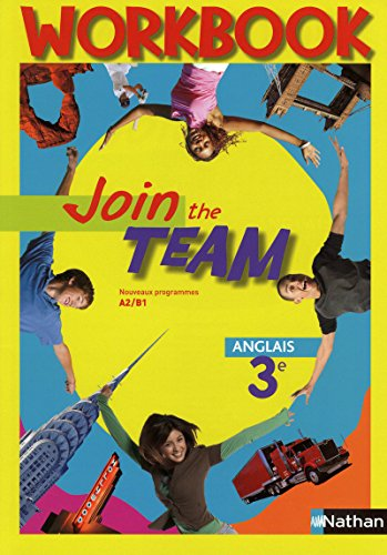 9782091738123: Join the team anglais 3e (French Edition)