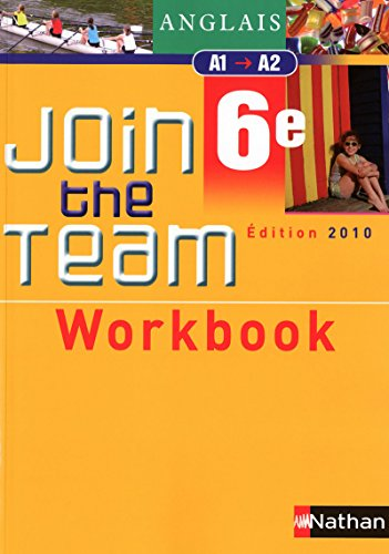 9782091738161: Join the Team: Workbook 6e