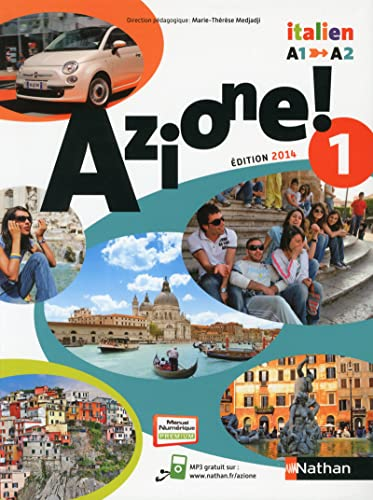 9782091738826: AZIONE ! 1 EDITION 2014