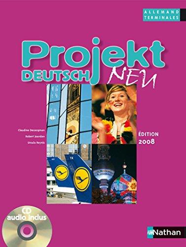 9782091739182: Projekt deutsch neu all.term.+ cd audio