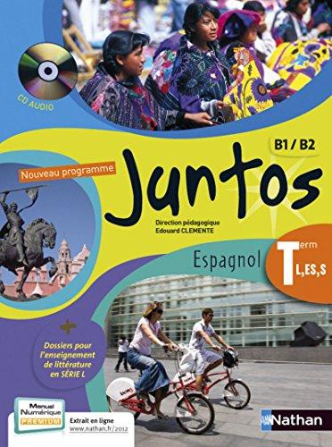 9782091739359: juntos terminale+ cd format compact 2012