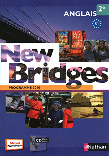 9782091739656: Anglais 2e New bridges (French Edition)