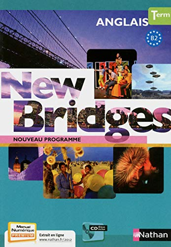 9782091739755: NEW BRIDGES TERM.+CD GRAND FOR