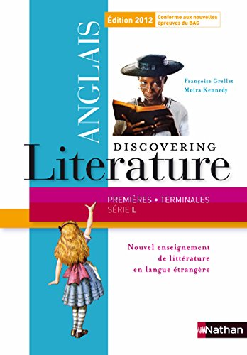 discovering literat. ang 1e/ter l 2012: Grellet, Fran�oise