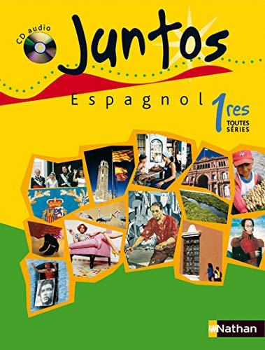 Espagnol 1e toutes series Juntos (1CD audio) (French Edition): Edouard Clemente