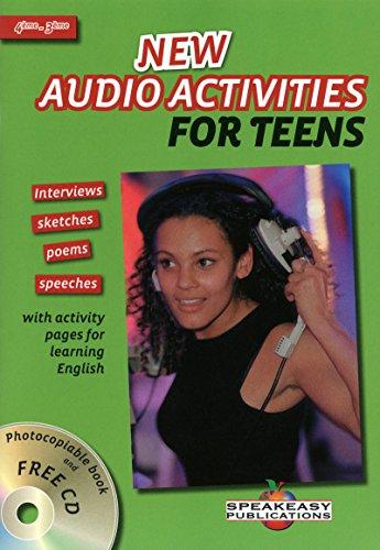 0new Audio Activities for Teens 4e/3e