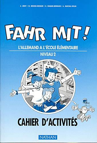 9782091750682: L'Allemand à l'école élémentaire : Cours moyen, cahier d'activités niveau 2 (cahier de l'élève)