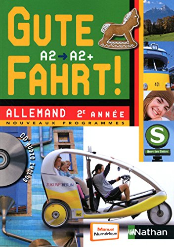 9782091752075: Gute Fahrt! 2e année