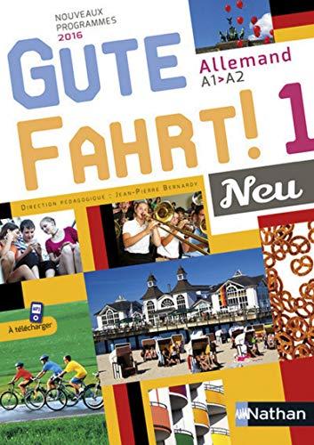 9782091752532: Gute Fahrt! 1 Neu