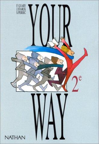 9782091752808: Your way seconde anglais