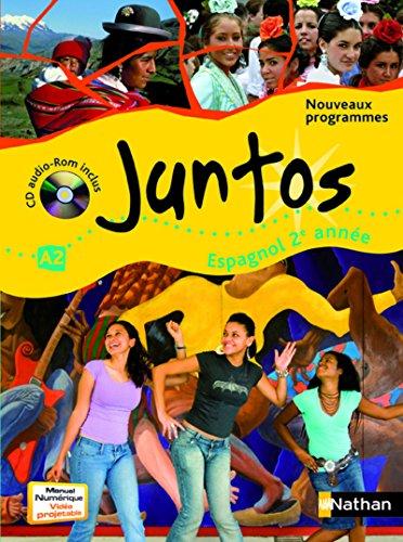 9782091755137: Juntos: Espagnol 2e année, A2, Nouveaux programmes