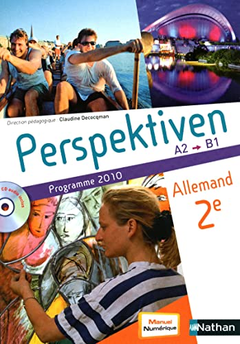 9782091757780: Allemand 2e Perspektiven (French Edition)