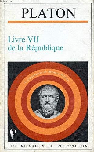 9782091758350: La republique / livre VII