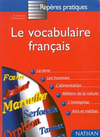 9782091760766: Le vocabulaire fran�ais par la pratique