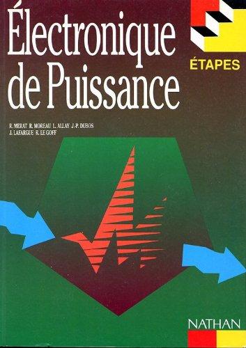 Electronique Puissance Used Abebooks