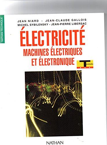9782091765631: Electricité, terminales, BEP. Livre de l'élève