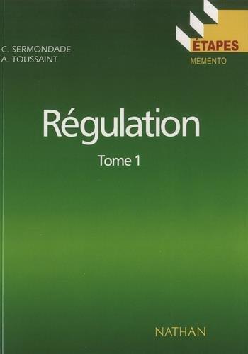 9782091771458: Etapes 40 régulation tome 1 95 (French Edition)