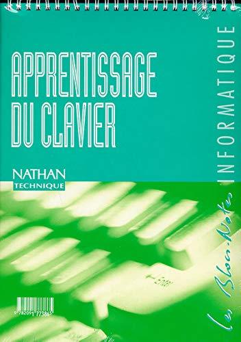 9782091773865: Apprentissage du clavier