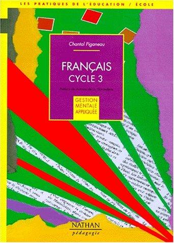 9782091778983: Fran�ais CM2, cycle 3