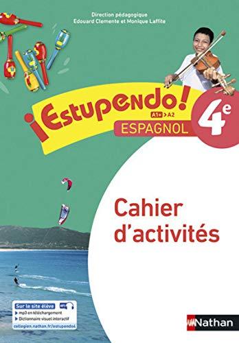 9782091780368: ¡Estupendo! 4e - Cahiers d'activités