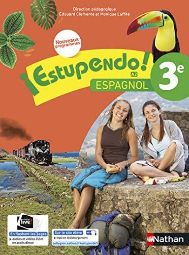 9782091780382 Espagnol 3e A2 Estupendo Livre De L Eleve