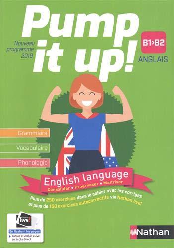 9782091781020: Anglais Pump It Up! B1 > B2 - cahier élève (nouveau programme 2019)