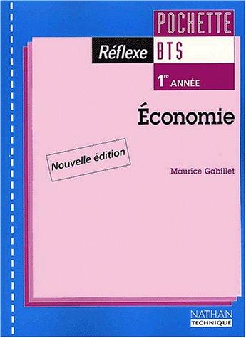 9782091789767: Economie BTS 1re ann�e : pochette de l'�l�ve