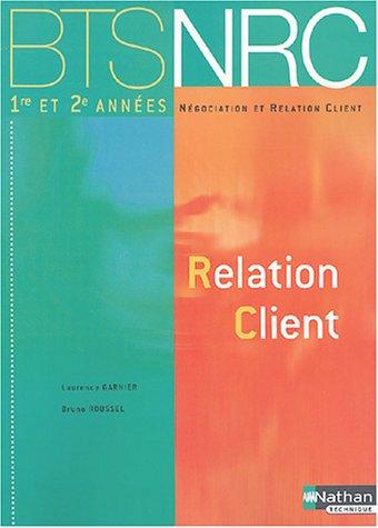 9782091794990: BTS NRC : Relation client