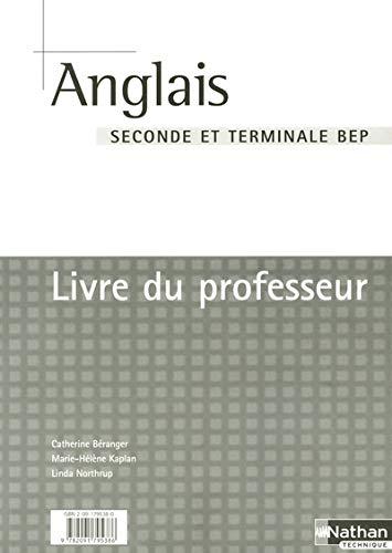 9782091795386 Anglais Bep 2e Et Tle Livre Du Professeur
