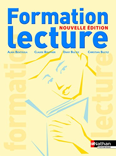 9782091796895: Formation lecture