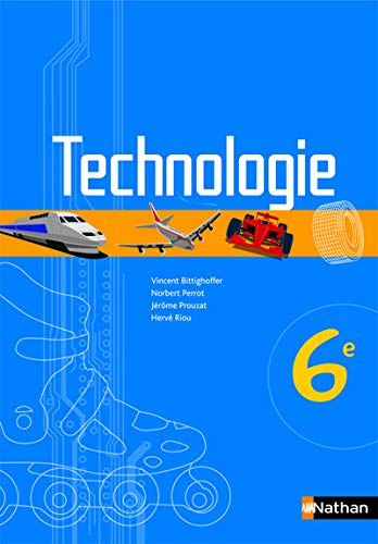 9782091797038: Technologie 6e (French Edition)