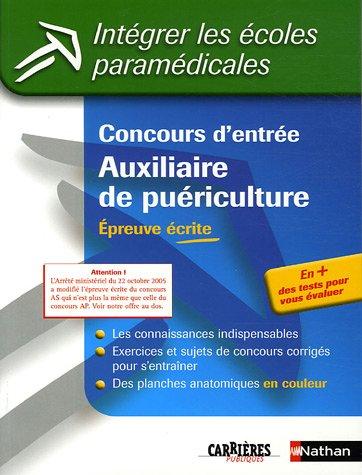 9782091799681: CONC AUXIL DE PUERICULTURE N21