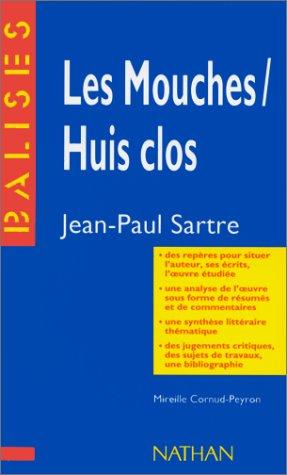 9782091800554: Les mouches : Résumé analytique...