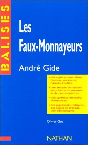 Faux Monnayeurs (Balises): Gide, Andre
