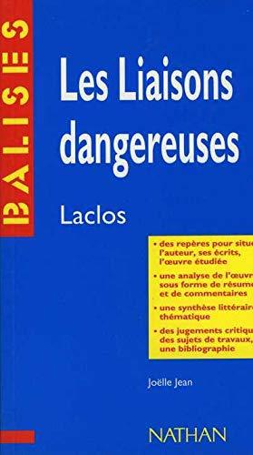 Les Liaison Dangereuses: Laclos: Les Liaisons Dangereuses: Laclos
