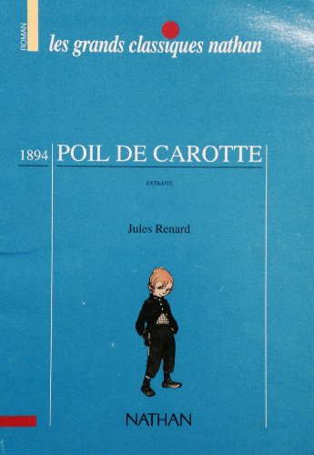 9782091801490: Poil de Carotte - English-French Parallel Text