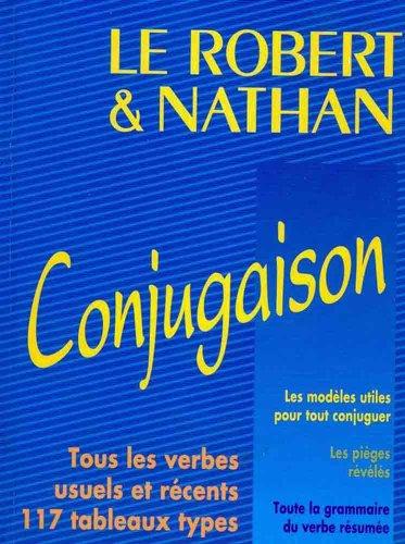 9782091803302: Le robert et nathan, conjugaison