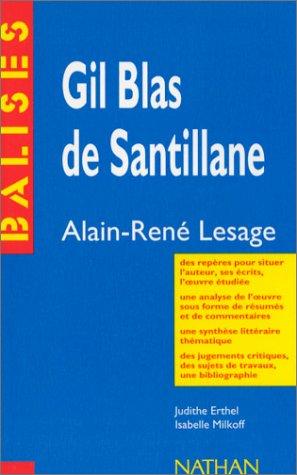 9782091804781: Gil Blas de Santillane, Alain-René Lesage--