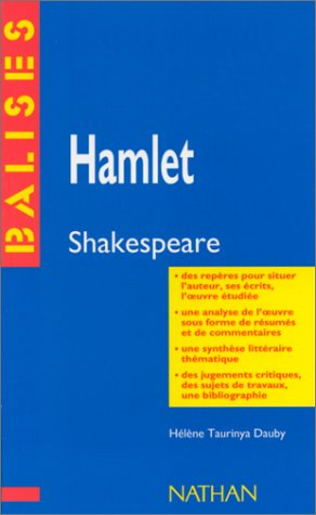 9782091807706: HAMLET: A LETTS LITERATURE GUIDE