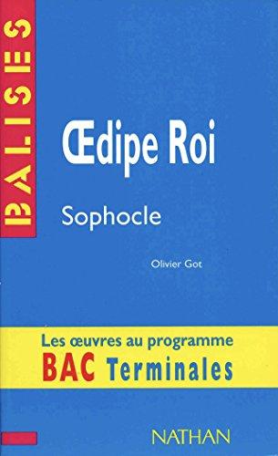 9782091807713: Bal.oedipe-roi sophocle