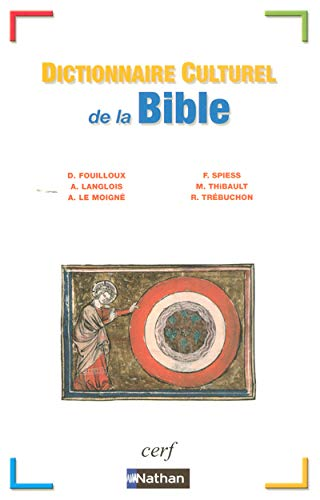 9782091820767: DICT CULTUREL DE LA BIBLE