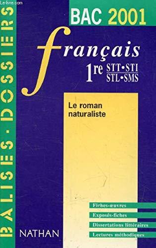 9782091822198: Balises Bac 2001 - Français 1ère STT