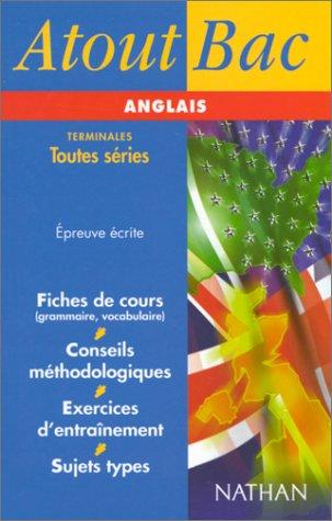 9782091823577: Atout Bac : Anglais, terminales L - ES - S